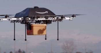 csomagszállító drón