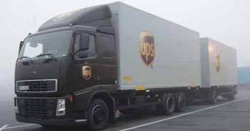 UPS, 2014, harmadik negyedéves üzleti jelentése, belföldi csomagszállítás, Nemzetközi csomagszállítás, Ellátási lánc és teheráru ,