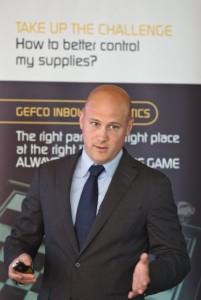 Vecsera Zsolt a Gefco Magyarország Kft. ügyvezető igazgatója