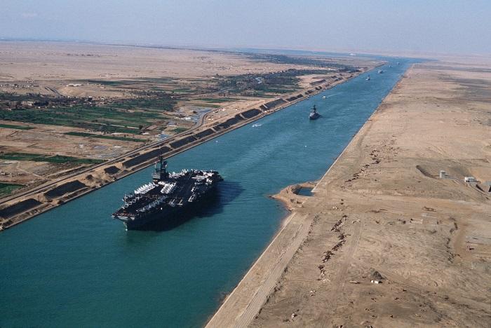 Szuezi-csatorna