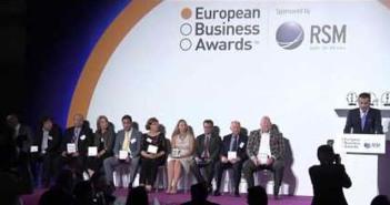 Raben Group, European Business Awards 2014/15. ,környezeti- és vállalati fenntarthatóság