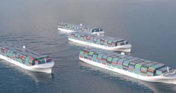 Személyzet nélküli konténerhajók