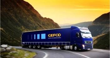 Gefco kamion