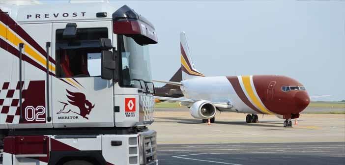 Prévost Hungária Kft., Szabó György,Lufthansa, Air France–KLM csoport, DHL Aviation