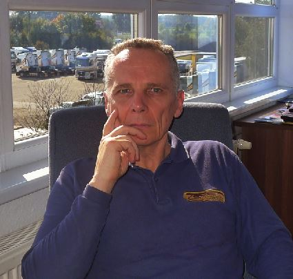 Szabó György ügyvezető Igazgató, Prevost Hungária Kft