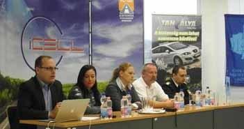 Az autós szakmák közlekedésbiztonsági versenye