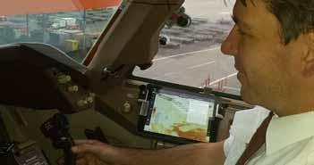 TNT Airways, iPad, repülési okmányok