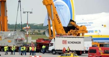 A DB Schenker egy Antonov-225 Mryia géppel szállított 117 tonnás generátort Ausztrália nyugati partjára.