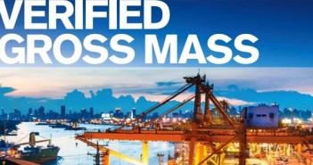 Konténerek hiteles bruttó súlyának (Verified Gross Mass – VGM) igazolása a feladót terheli