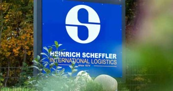 Scheffler Spedition Raben