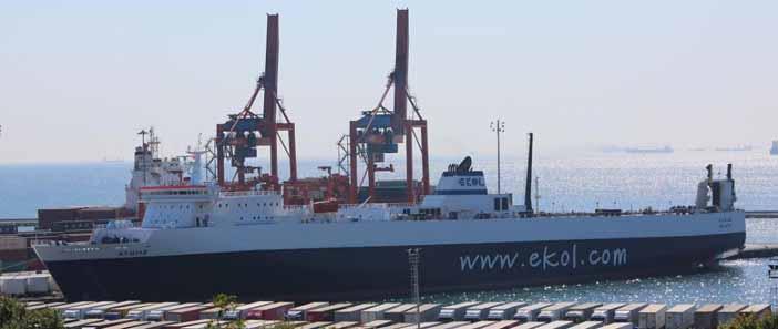 Ekol Logistics Spanyolország
