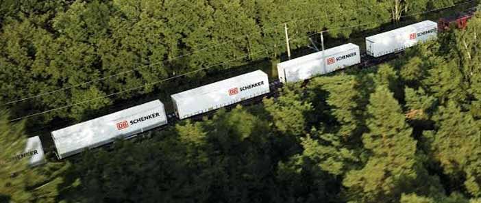 Vasúti szállítmányozás