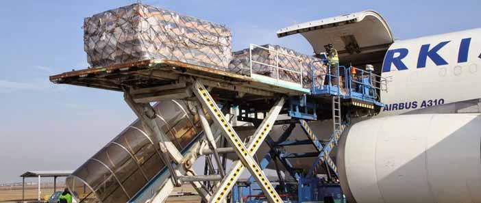 Ferihegy cargo forgalom