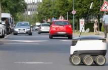 Csomagszállítás robotokkal