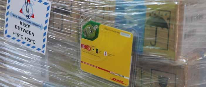 DHL SmartSensor hőmérséklet regiszter