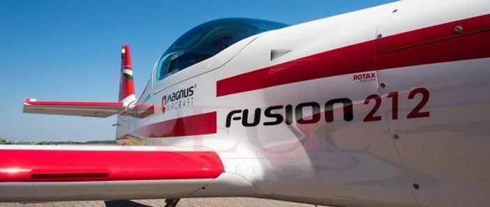 Magnus Aircraft export Kínába