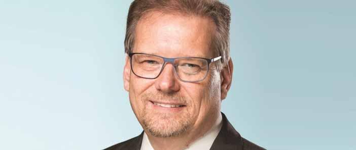 Daniel Korioth a magyarországi Bosch csoport vezetője