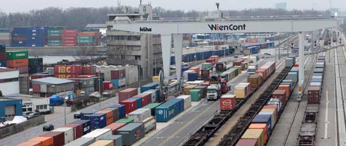 Folyamatosan terjeszkedik a Bécsi Kikötő