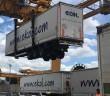 Az Ekol Logistics és a VIIA új vasúti összeköttetést nyit meg