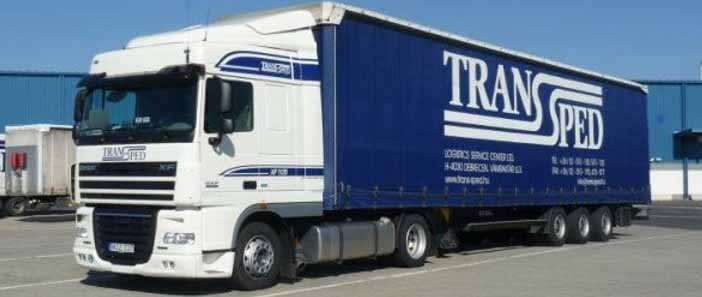 A Trans-Sped Trint Kft. beolvadt a Trans-Sped Kft.-be