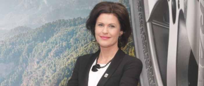 Topolcsik Melinda lett a tatabányai Bridgestone ügyvezetője
