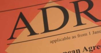 ADR 1.3 fejezete szerinti oktatás