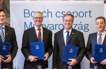Gyakorlati tudással támogatja a Bosch a logisztikai képzést