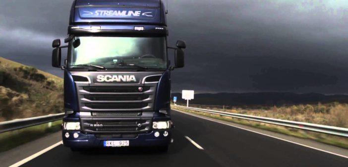 Trailer Control – egy új szolgáltatás a Scania Flottamenedzsment rendszerben