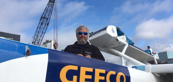 A GEFCO Csoport logisztikai szakértelmével támogatja az északnyugati átjárót átszelő hajóst