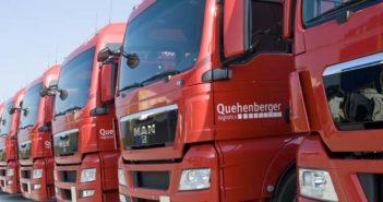 A Quehenberger Logistics a közvetlen vasúti járatait a Győri Ipari Parkban található 5600 négyzetméteres központi raktárbázisáról üzemelteti
