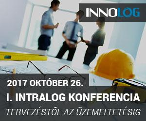 I. INTRALOG logisztikai KONFERENCIA Budapest, 2017. október 26.