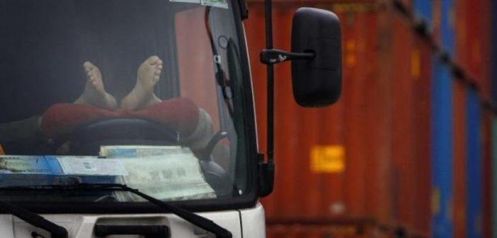 26 250 euró bírságot kapott két román kamionos Franciaországban
