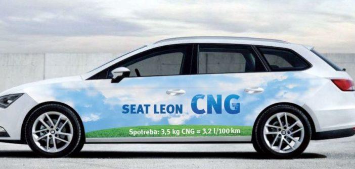 A SEAT fejleszti majd a CNG technológiát a Volkswagen-csoport számára
