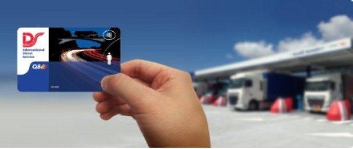 IDS üzemanyagkártya teherautókhoz – az érintésmentes kártyával még soha nem volt visszaélés
