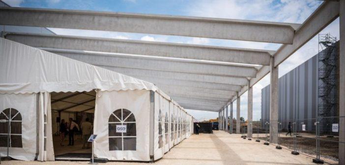 Magyarország legnagyobb logisztikai központját építi a GSE Hungária