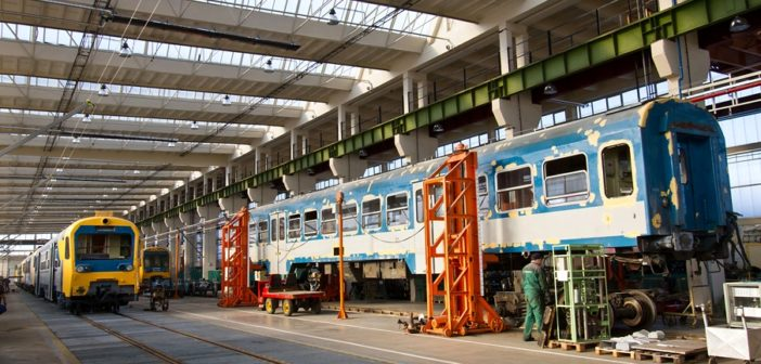 Karbantartási és korszerűsítési munkákra kötött szerződést a MÁV-START és a Dunakeszi Járműjavító