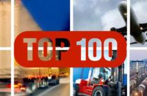 Logisztikai TOP100 rangsor