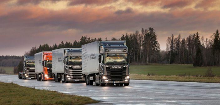 A júniusi győztes Scania járművezető ismét nyert