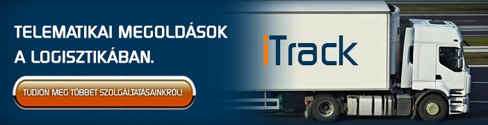 iTrack GPS nyomkövetés | Járműkövetés, flottakövetés, üzemanyagkontroll