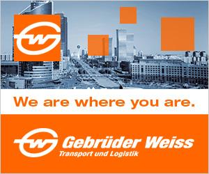 Gebrüder Weiss: Szállítmányozás és logisztika