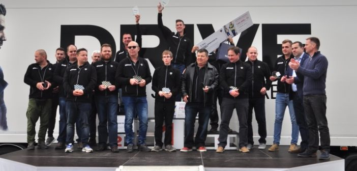 Bravúr a 2019-es Scania Járművezetői Versenyen