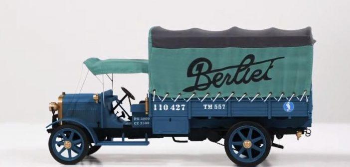 T High 1894: a Renault Trucks limitált szériája