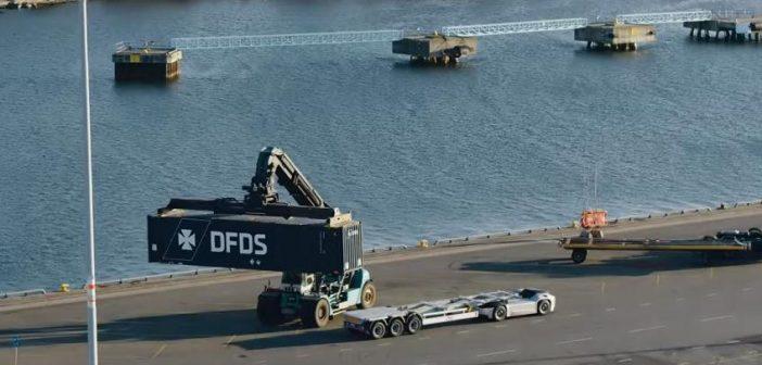 A Volvo Trucks bemutatja automatizált szállítási megoldását