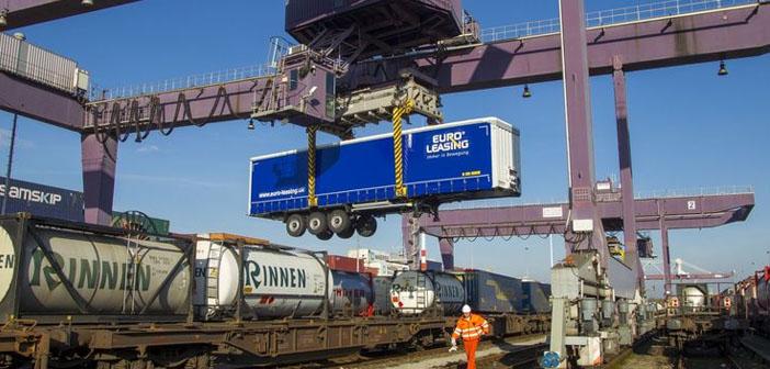 A Zug-Monitor alkalmazással valós időben lehet látni a tehervonatok helyzetét