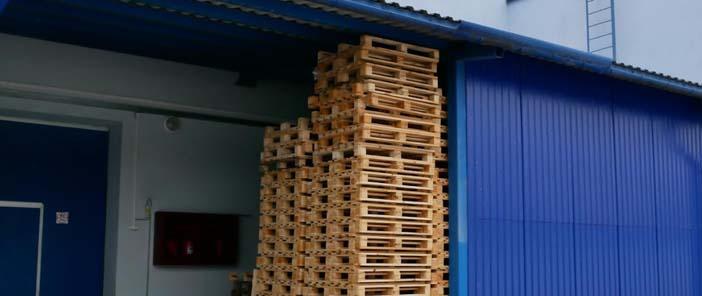 EUR Raklapok- Az anyagmozgatás alappillérei