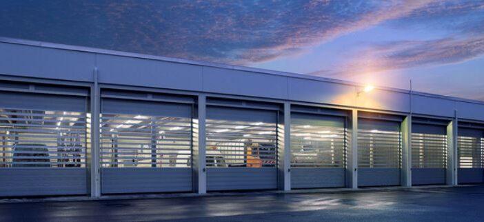 Innovatív és energiahatékony ipari kapuk – EFAFLEX