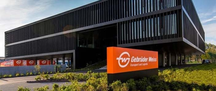 A Gebrüder Weiss a válság idején is erős maradt