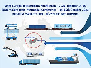 Kelet-Európai Intermodális Konferencia – 2021. október 14-15.